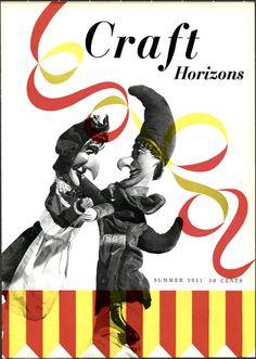 Craft Horizons magazine Summer 1951 (Volume 11, Number 2)