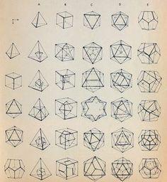 """Motif Arc /""""Geometric/"""" pour cabochons de différentes tailles"""