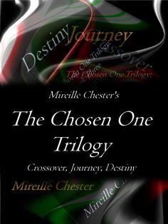 The Chosen One Trilogy EBox set The Chosen One, Destiny, My Books, Writing, Composition, Writing Process