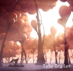 [OFFICIAL Trailer] TIDE - Game, Jean-loup Moncanis on ArtStation at https://www.artstation.com/artwork/LZ5ll