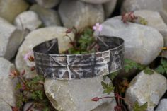 TINker Collection Bracelet - Upcycled: Tin can turned jewellery