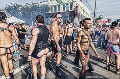Folsom Street Fair , San Francisco By Mitchell Funk mitchellfunk.com