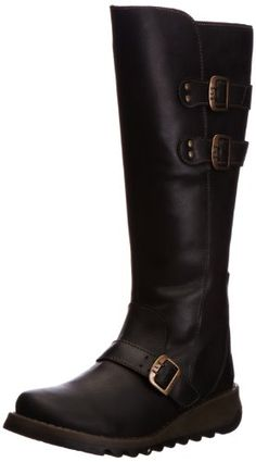 b7a6d97ac29 Fly London Solv Women s Boots  Amazon.co.uk  Shoes   Bags
