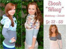 Ebook Damen Hoodie Missy