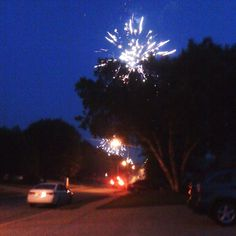 4th of July firework
