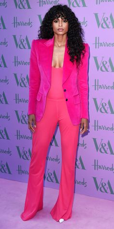 Ciara wore a Tom Ford jumpsuit with a Tom Ford blazer.  ciara  jumpsuit f558792e6226
