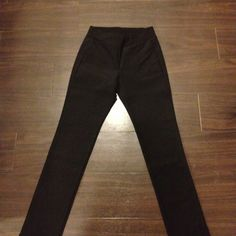 PLST black leggings