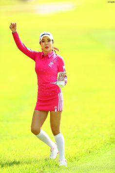 Girl Golf Outfit, Cute Golf Outfit, School Girl Outfit, Girl Outfits, Girls Golf, Ladies Golf, Golf Theme, Golf Player, Great Women