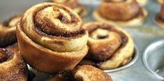Αφράτα ρολάκια κανέλας με ψωμί του τοστ σε έτοιμα σε μόλις 2 λεπτά!