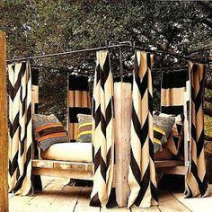 outdoor nap house