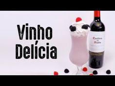 Vinho Delícia - Drinkeros