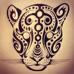 Jaguar Tattoo Design