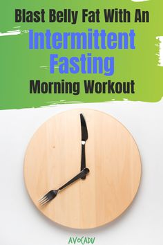 Intermittent fasting, also known as IF, is limiting your window of eating to only a few hours a day. In doing so, you deplete your stored glycogen and force your body to burn fat for fuel, and adding a light morning workout will help you torch belly fat fast! Read more about the different types of intermittent fasting, plus the best morning workout routine to pair with it for maximum weight loss in our newest article! #avocadu #intermittentfasting #loseweight #losebellyfat Intermittent Fasting Morning Workout, Good Mornings Exercise, Morning Workout Routine, Lose Fat Workout, Weight Loss Tablets, Workouts For Teens, Body Weight Training, Aerobics Workout, Low Impact Workout