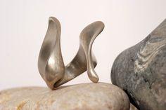 Anello  aperto in argento 925