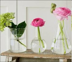 What to do with chemist's old glassware