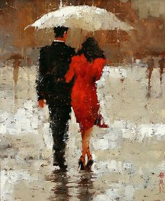 The Anniversary by Andre Kohn - Greenhouse Gallery of Fine Art