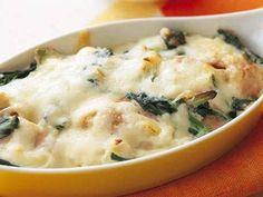 [さけのミルクグラタン] 料理レシピ|健康キッチン|みんなのきょうの料理