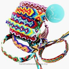 Rimobul Nepal Woven Friendship Bracelets – 8 pack  Check It Out Now     $13.65    These yarn friendship bracelets have beautiful ornate weaving and make great gifts and party favors.  With stunning v ..  http://www.handmadeaccessories.top/2017/03/18/rimobul-nepal-woven-friendship-bracelets-8-pack-2/
