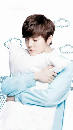 Luhan....though he looks a little like Bii in this photo.