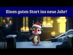 Animierte Botschaft mit Rudolph, dem beliebten Charakter aus der Zoobe App. Über die sozialen Netzwerke versenden und damit den Empfängern ein Lächeln ins Ge...