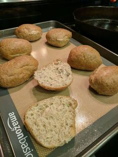 6 years of keto recipes later, this is by far the best bread substitute I have ever tried. Just look at these rolls...