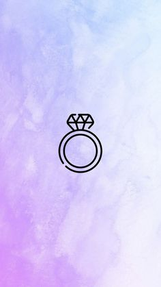 Ring Icon, History Icon, Nail Salon Design, Wedding Icon, Instagram Background, Insta Icon, Purple Marble, Fake Photo, Instagram Story Template