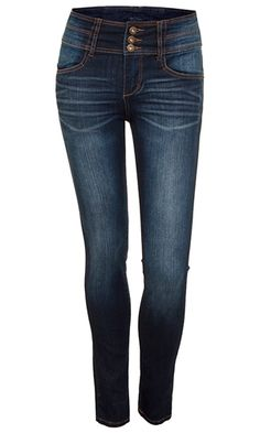 Dynamite's high waist denim jeans $43