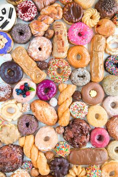 Ultimate Guide to Donuts