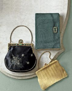 The History and Value of Vintage Evening Bags (collection)