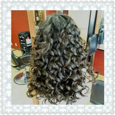 Hair style for wedding party