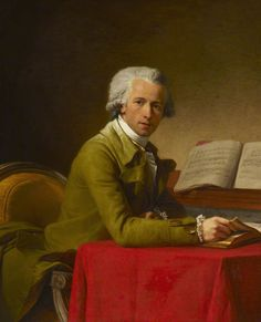Austrian-born French composer Ignaz Pleyel (1757–1831). He was also a music publisher and piano manufacturer.
