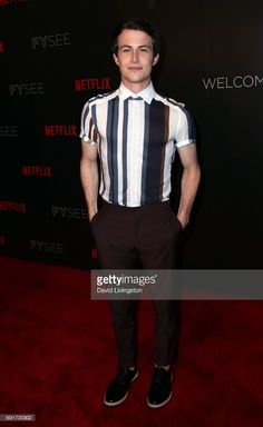 Actor Dylan Minnette attends Netflix's '13 Reasons Why' FYC event at Netflix FYSee Space on June 2, 2017 in Beverly Hills, California.