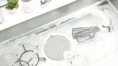 つけ置き洗いキャップ - 株式会社マーナ   MARNA INC. Kitchen Tools, Diy Kitchen Appliances, Kitchen Gadgets, Kitchen Supplies