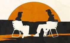 Breaking Bad Sunset by Karl O'Brien