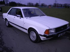 eBay: FORD GRANADA GHIA 2.8 V6 AUTO #classiccars #cars