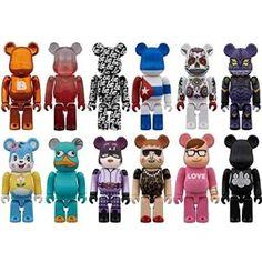 Medicom Toy Be@rbrick BEARBRICK 100% Series 26 1 Figure Random Pick from Box All Sealed