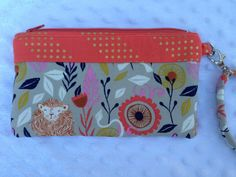Zippered Wristlet by LexieLooo on Etsy