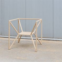 Making of M3 Chair by Thomas Feichtner.