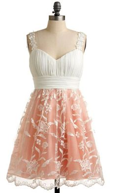 interesting floral straps and overlay, really like the bodice- Short Prom Dresses,Short Prom Dresses,Short Prom Dresses,Short Prom Dresses,