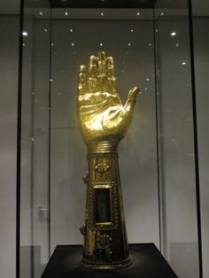foot reliquary - Google Search