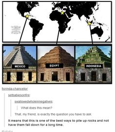Ancient Architecture: | 21 Reasons Tumblr Is Better Than Public School