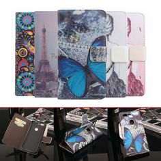 >> Click to Buy << Google Pixel case  5.0 inch Luxury butterfly tower painting Magnetic wallet flip Leather protective cover case for Google Pixel #Affiliate