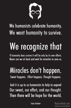 Humanist.