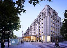 AHMM to design London Metropolitan Police headquarters