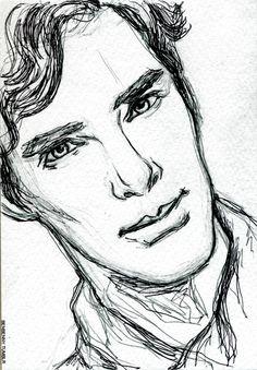 Benedict Cumberbatch fanart