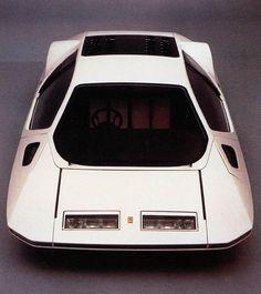 Ferrari Modulo (Pininfarina), 1970