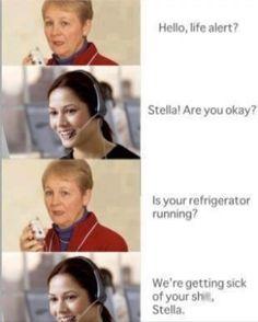 C'mon Stella