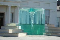 Incredible Vortex Water Sculpture (by William Pye) - My Modern Metropolis Water Sculpture, Sculpture Art, Vortex Fountain, Vortex Water, Fountain Design, Water Effect, Modern Metropolis, Source Of Inspiration, Public Art