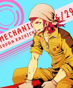Image de anime, souda, and dangan ronpa