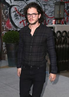 ~You are~~ | Jon Snow Knows How To Wear Some Hot Dang Glasses